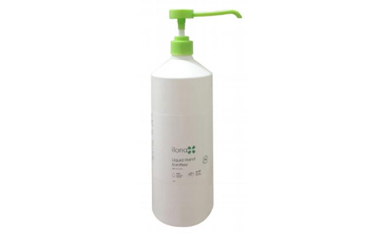 York 1 Litre Bottle + Sanitiser