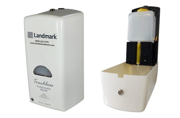 Automatic hand sanitiser dispenser – 67022
