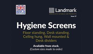Hygiene Screens brochure