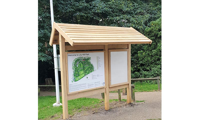 Bracknell Forest Council Lily Hill Park 6