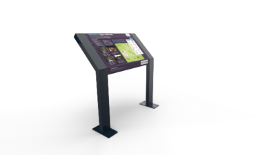 Display Sign – Lectern Style Durban large