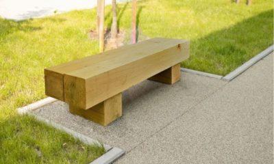 Hertford Bench In Situ2