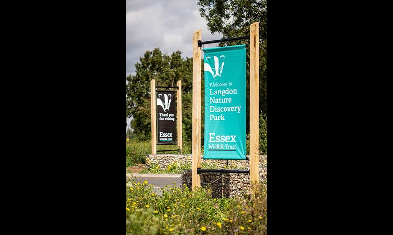 Langdon Signage